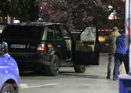 Сводника Митко Русия е простреляния вчера на Цариградско шосе