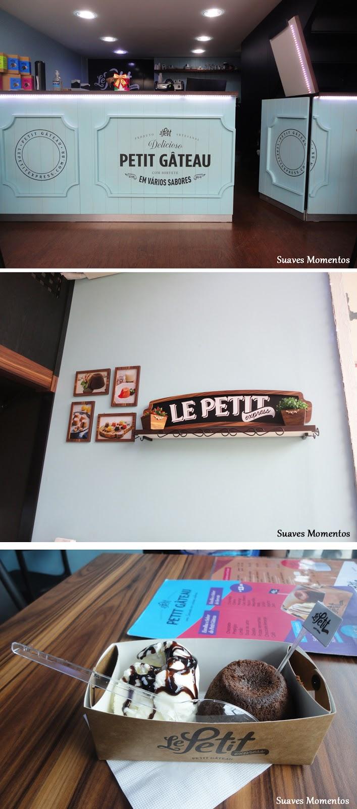 Petit Gâteau Penedo RJ