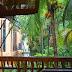 Kraftangan Garden, un centro de artesanía en un jardín tropical
