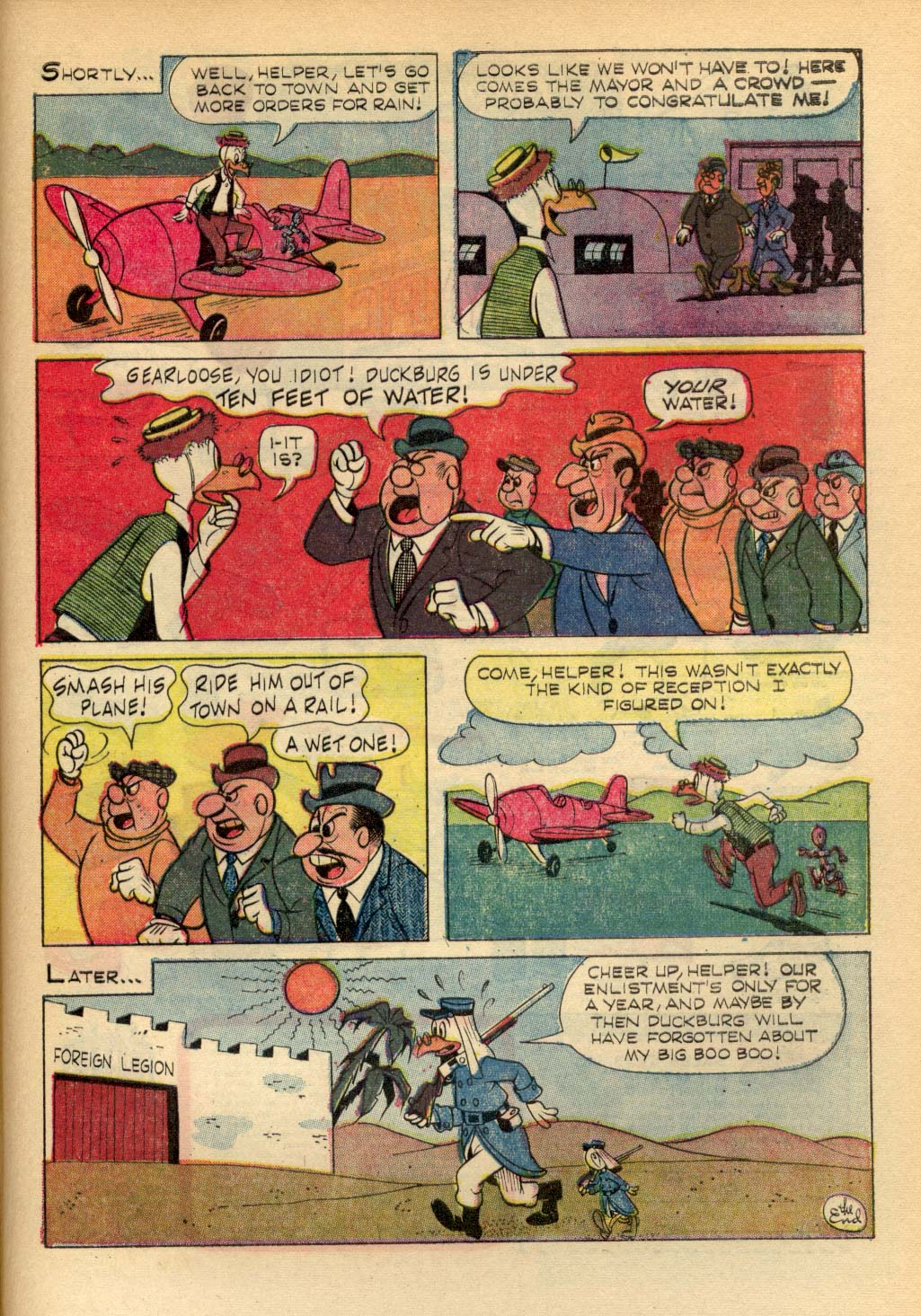 Read online Uncle Scrooge (1953) comic -  Issue #65 - 33