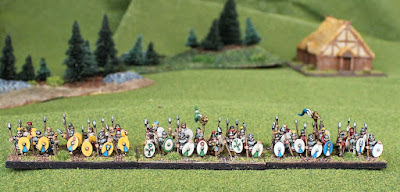 1st place: Sub-Roman British, by streetgang - wins £20 Pendraken credit, and a 6 month subscription to Wargames Illustrated!