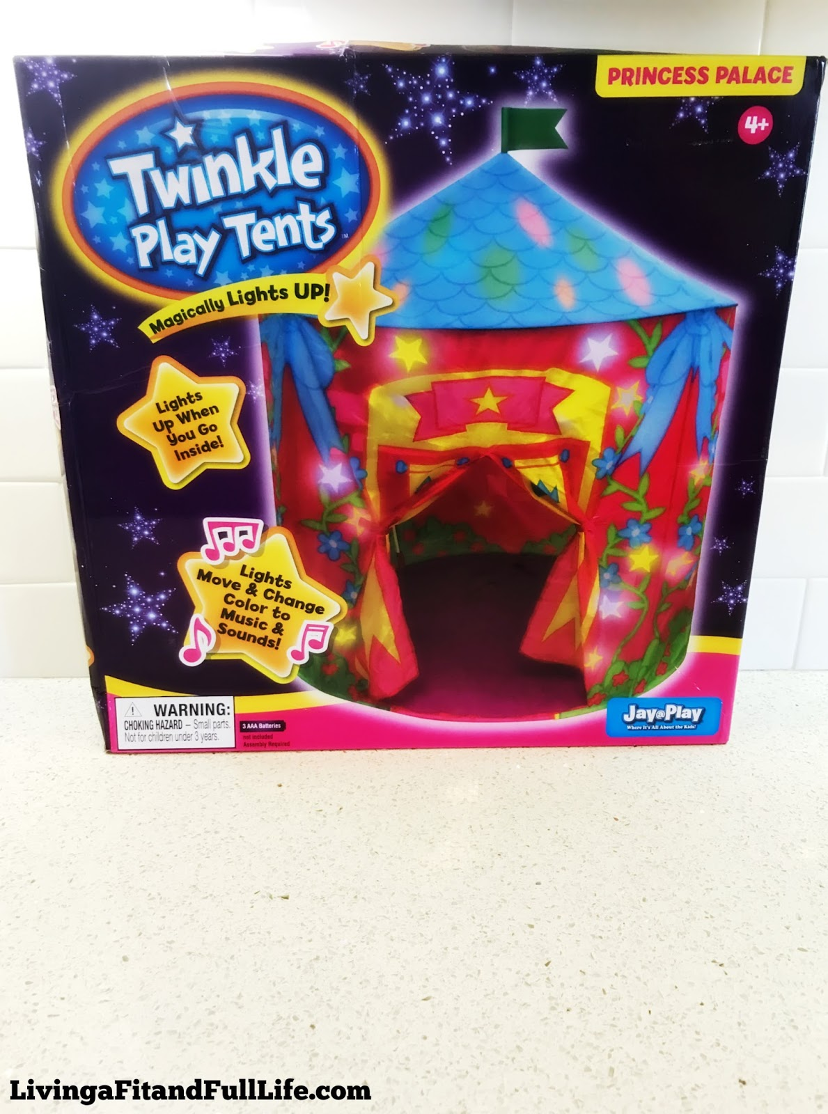 My Review Twinkle Play Tents ... & Living a Fit and Full Life: Twinkle Play Tents are a Huge Hit with ...