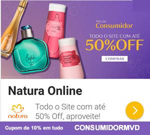 Mês do Consumidor Natura