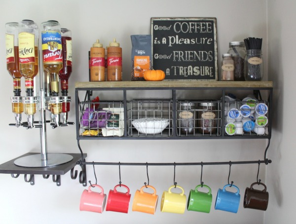Create your own coffee station in 5 easy steps
