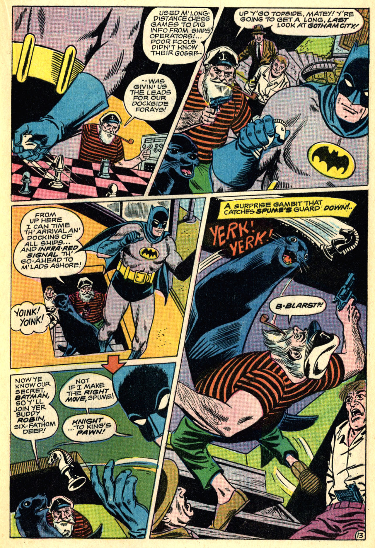 Detective Comics (1937) 381 Page 16