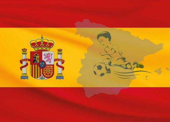 complementos rojigualda de España