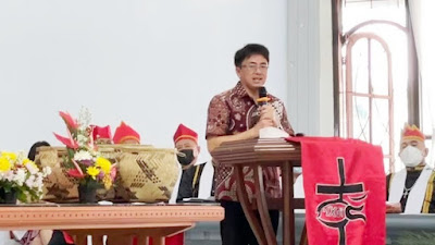 Walikota Manado Andrei Angouw: Vaksin Aman dan Efektif, Jangan Tunda!!!