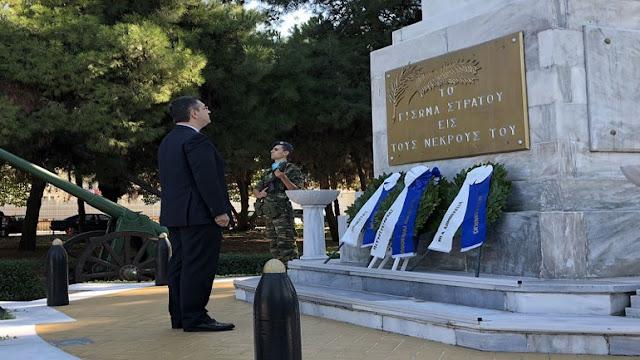 Α.Τζιτζικώστας: Όσοι δεν σέβονται την Ιστορία και τις σχέσεις καλής γειτονίας δεν έχουν θέση στην Ε.Ε..