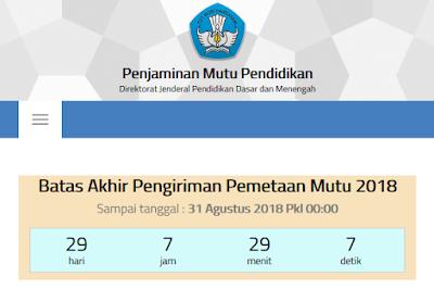 Kirim Data PMP 2018