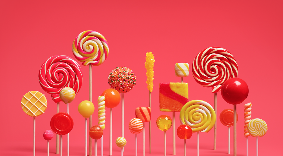 lollipop phones