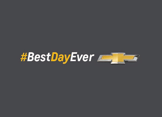 Giving away the # BESTDAYEVER with Chevrolet and A Differentiated Kindergarten