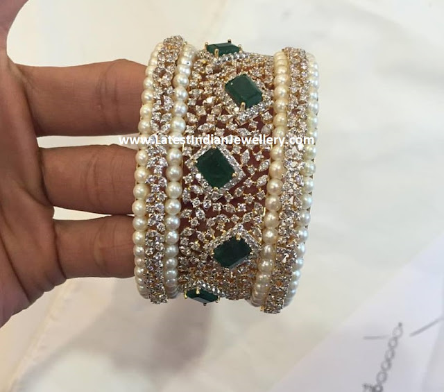 Diamond Bracelet for Wedding