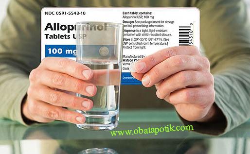 Kegunaan, Harga, Dosis Obat Allopurinol Per Hari Dan Efek Sampingnya