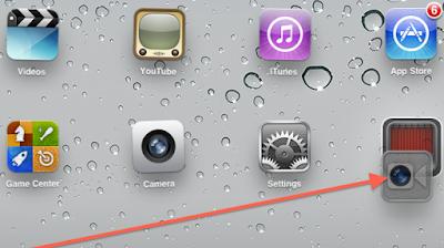 Create Folder In iPhone iPad