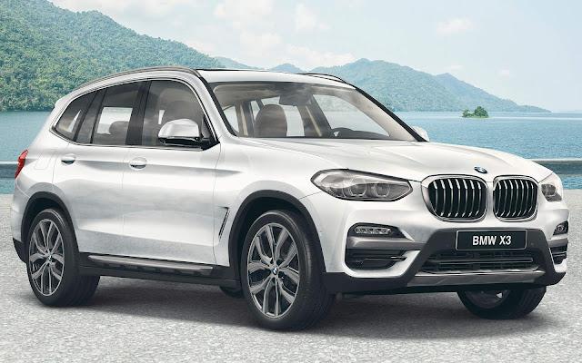 BMW X3 xDrive20i X Line 2019 chega por R$ 276.950 reais