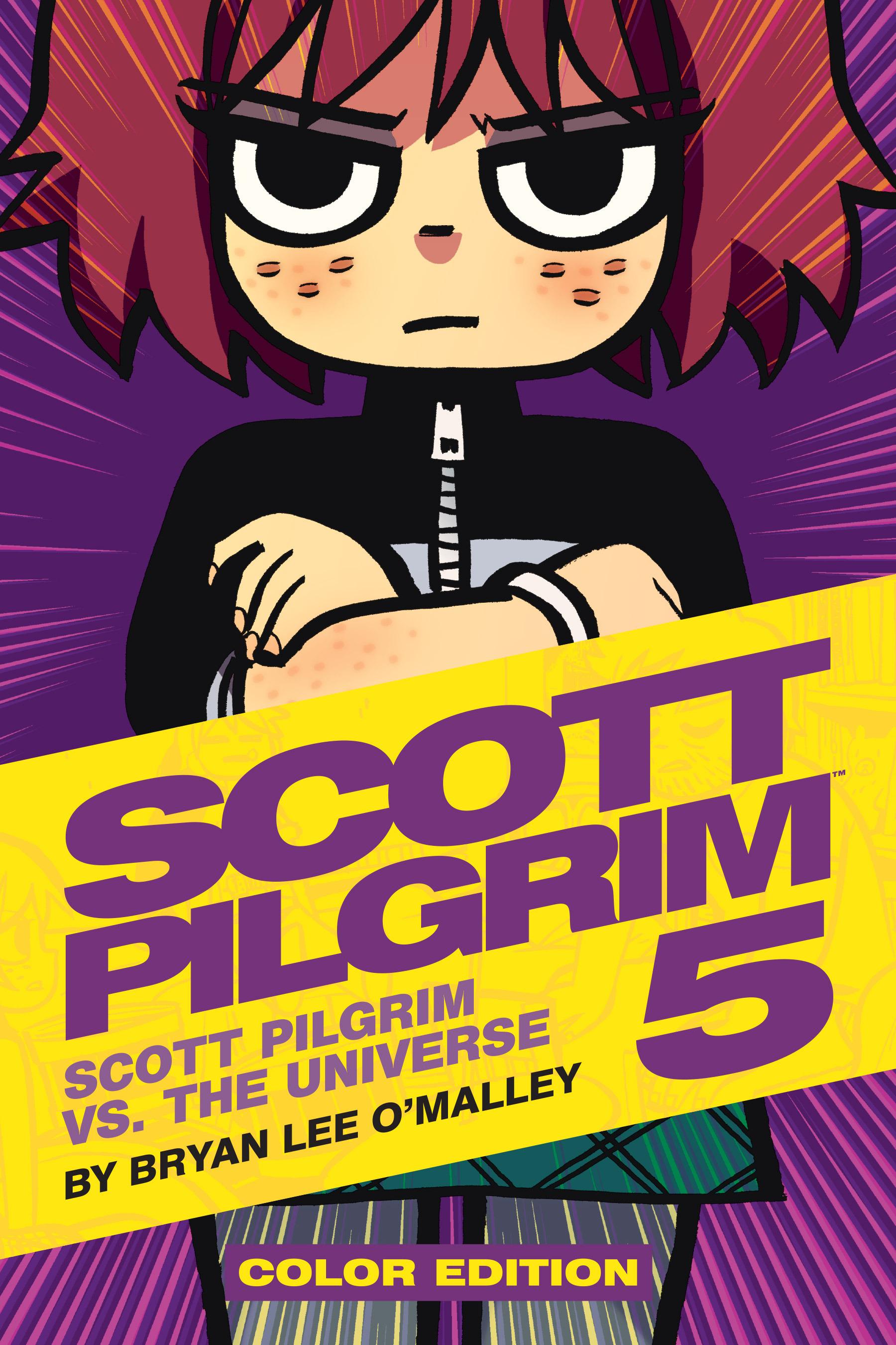 Read online Scott Pilgrim comic -  Issue #5 - 1