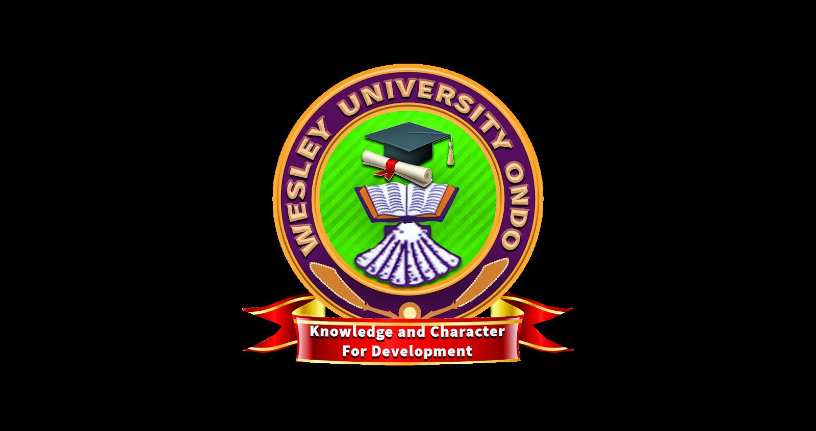 Wesley University Staff Recruitment