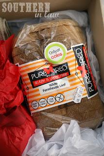 Pure Bred Gluten Free White Bread