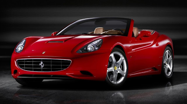 Ferrari California 2000s Italian sports car