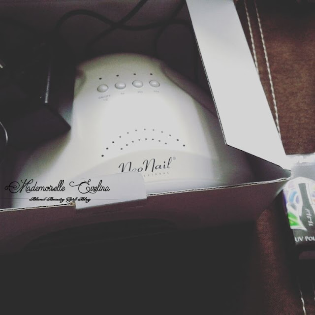 Lampa Led 24w 48w Neonail Mademoiselle Evelina Beauty And Nails