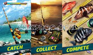 Download Game Extreme Sport Fishing: 3D Game Fishing simulator Full Version Terbaru