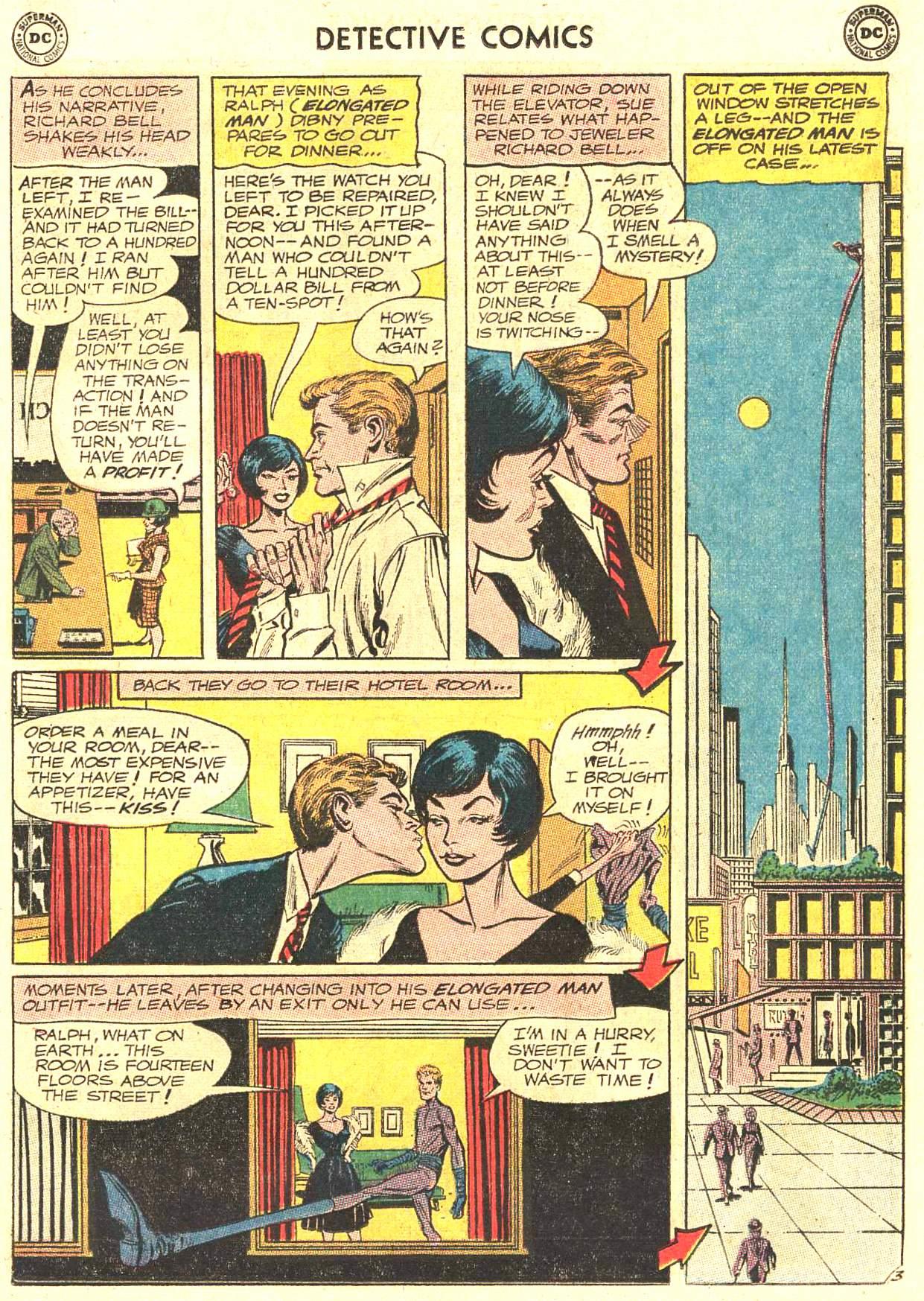 Detective Comics (1937) 333 Page 23