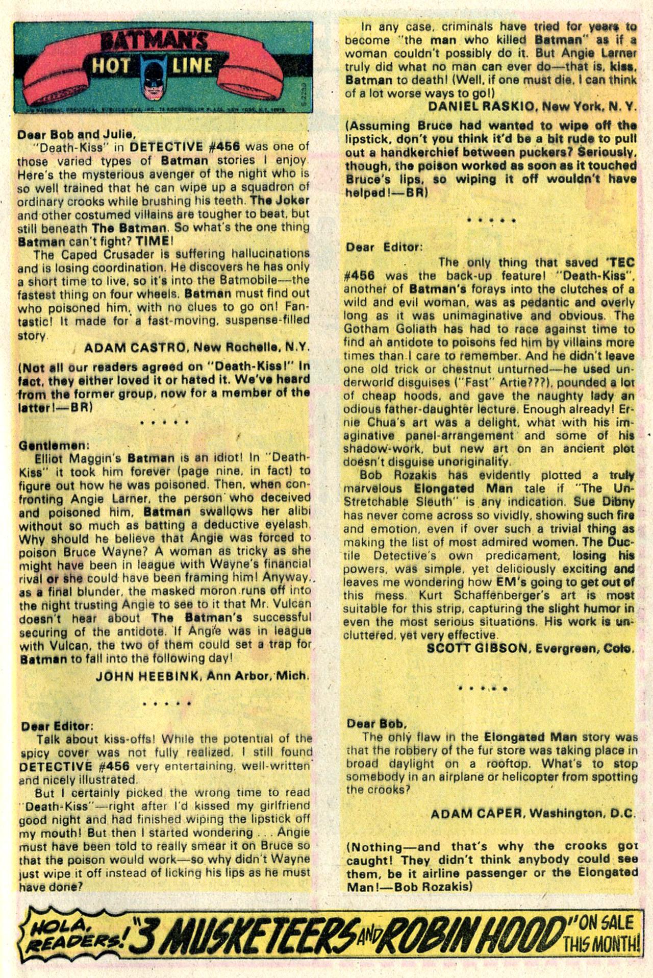 Detective Comics (1937) 460 Page 32