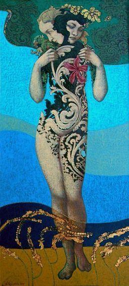 Otilia Singer Tattoos