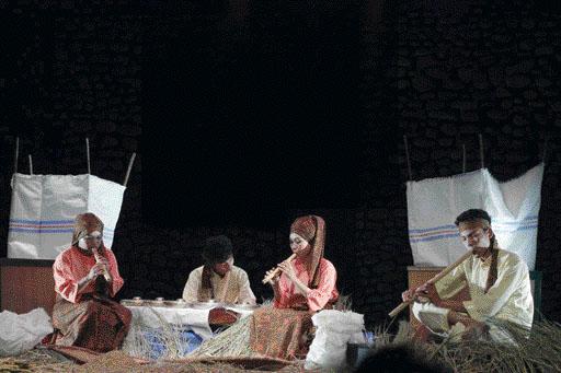 Kaba Tarek Minangkabau