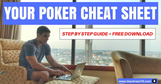 Poker Cheat Sheet