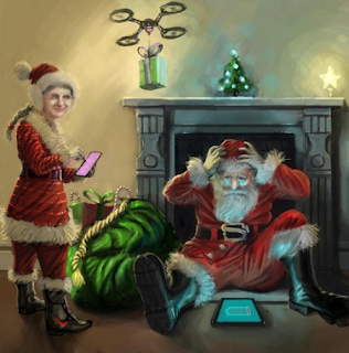 Three Tips for Santa's Successful Data Journey this Christmas