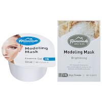 MISSHA Homemade Rice Powder modelačná pleťová maska s rozjasňujúcim účinkom
