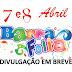 Barra Folia,será nos dias 7 e 8 de abril, no município de Mundo Novo-BA
