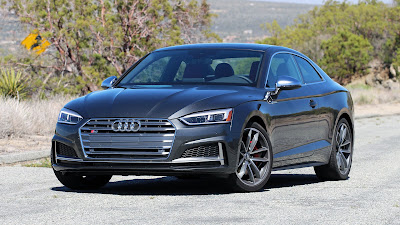 Audi S5 Coupe 2018 Review, Specs, Price