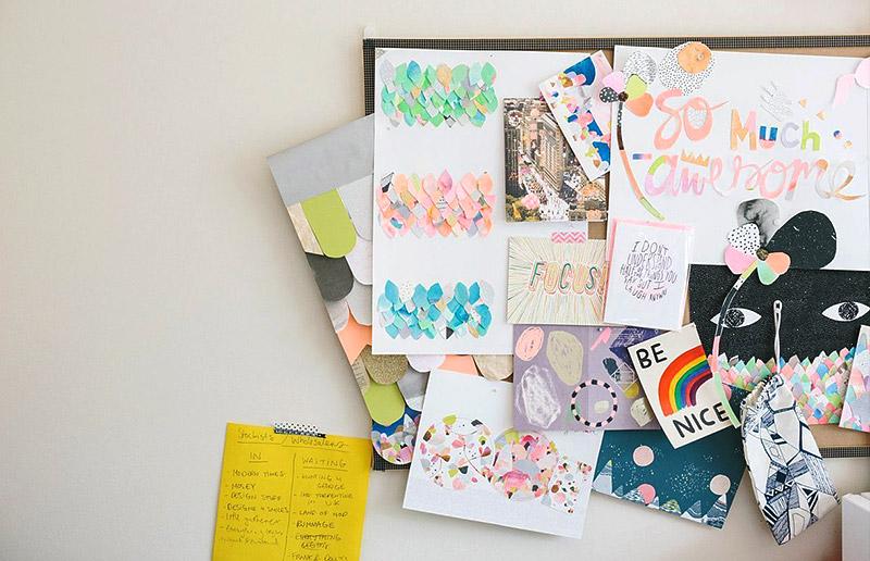 Você precisa conhecer: as colagens da Laura Blythman!