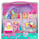 MLP Rainbow Dash On Stage Accessory Playsets Ponyville Figure