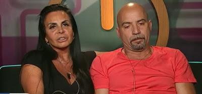 Gretchen e Carlos decidiram se separar após sete anos juntos; informação foi confirmada pela assessoria da artista