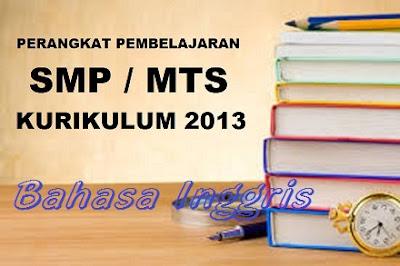 RPP Bahasa Inggris, Silabus Bahasa Inggris, Program Tahunan (Prota), Program Semester (Promes)