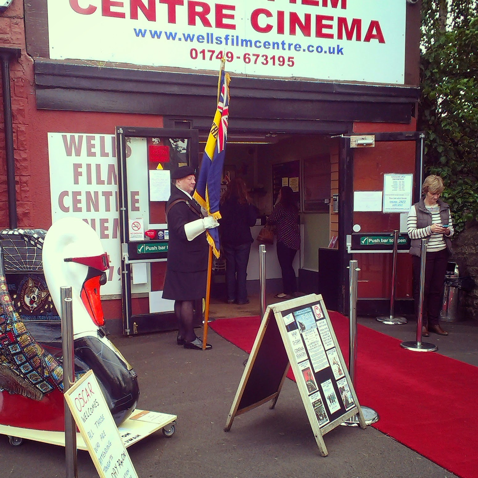 D Day Concert at Wells Film Centre
