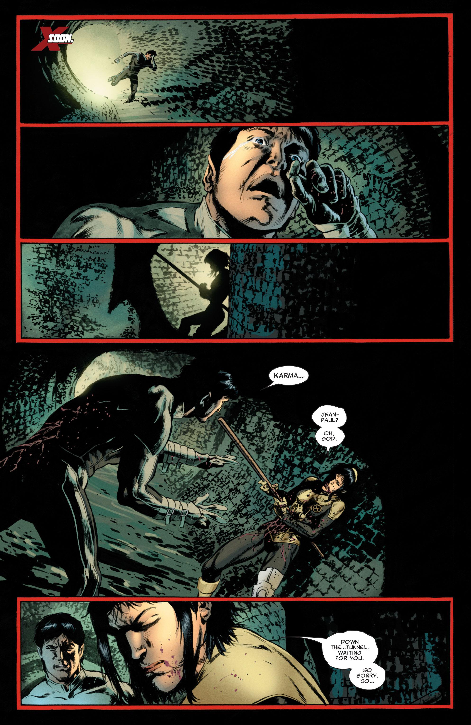 Read online Astonishing X-Men (2004) comic -  Issue #49 - 3