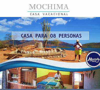 IMAGEN CASA EN ALQUILER PARA 08 PERSONA MOCHIMA