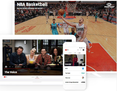 Google launches YouTube TV service for $35 a month
