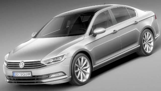 2018 VW Passat Redesign, Release, Price