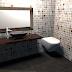 Pruebas de cerámica para reforma de baño