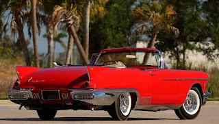 1958 Cadillac Eldorado Biarritz Rear