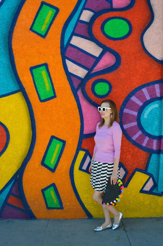 Summer Pops Of Color With Banana Republic Story Of My Dress