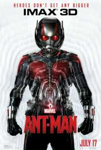 Ant Man 3d