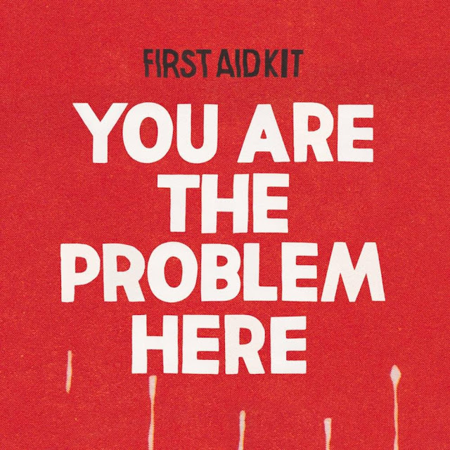 Music Television music video by First AId Kit for their song titled You Are The Problem Here. #MusicTV