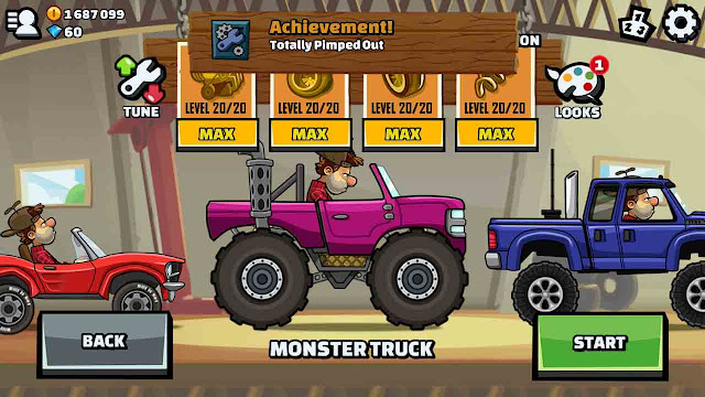 cheat hill climb racing 2 unlimited gems