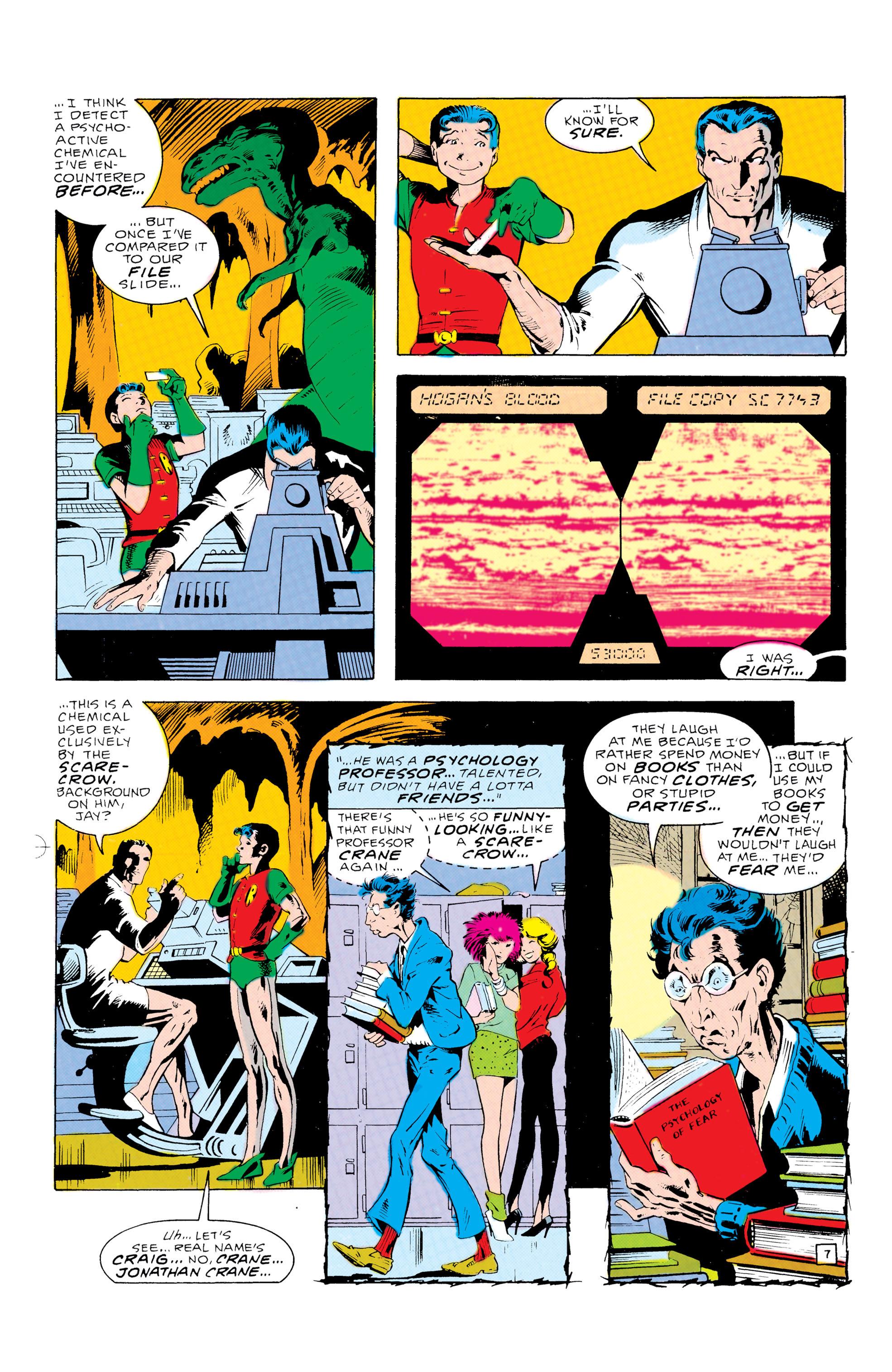 Detective Comics (1937) 571 Page 7